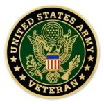 United States Veteran Badge