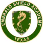Emerald Shield Academy Parner Badge